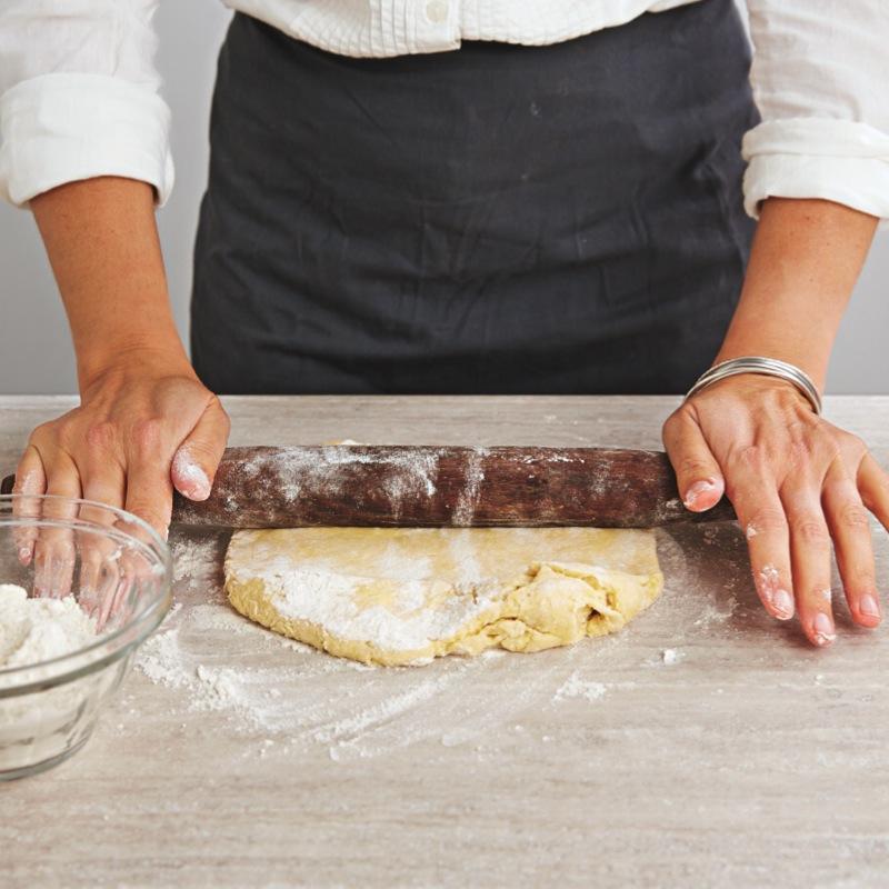 Tarte au fromage blanc 2
