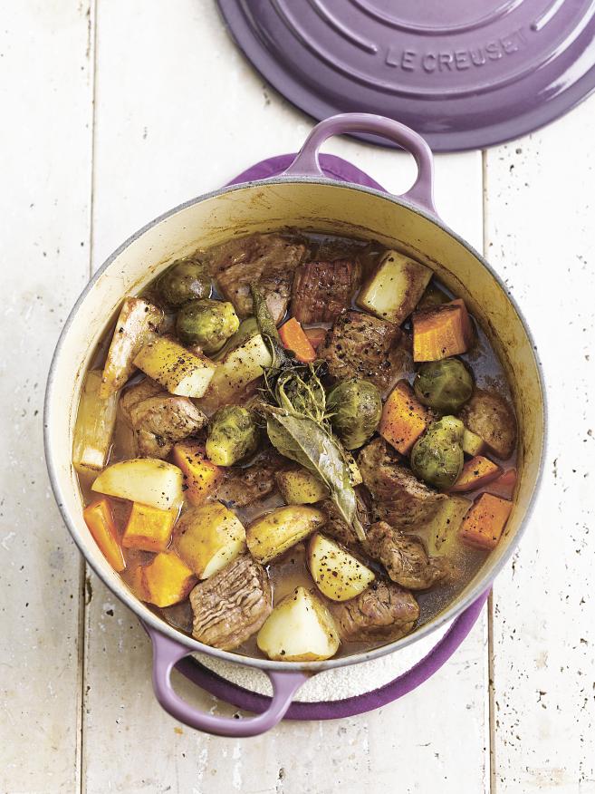Pot-au-feu maison : une assiette automnale pleine de vitalité