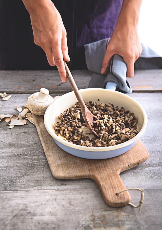 La recette d'automne Veau ORLOFF 6