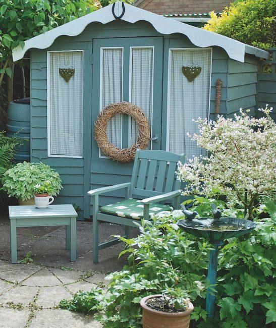 Cabane de jardin 2