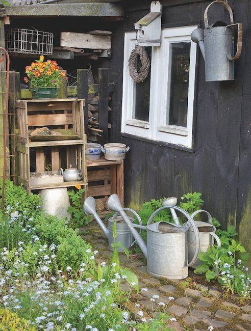 Cabane de jardin 3