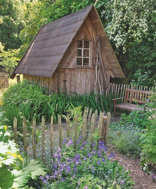 Cabane de jardin 4