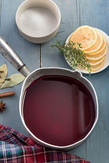recette de vin chaud