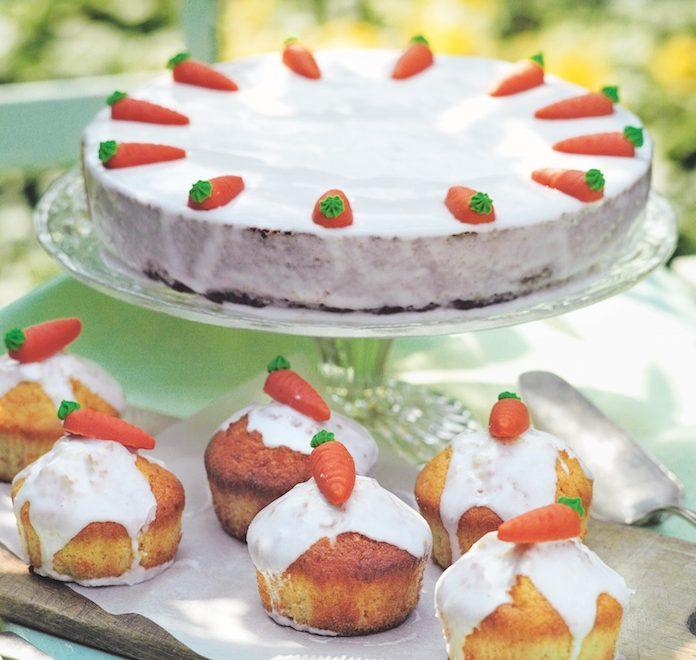 Carotte cake