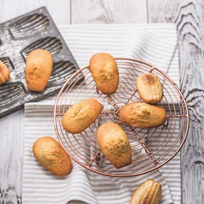 recette de madeleine