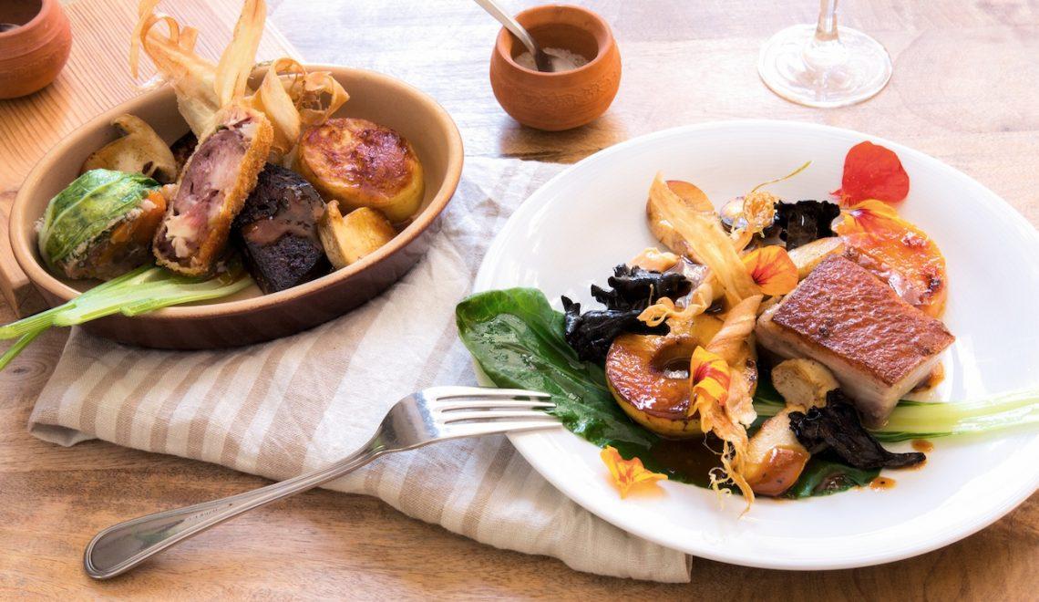 Cochon en trois façons, une recette traditionnelle du terroir