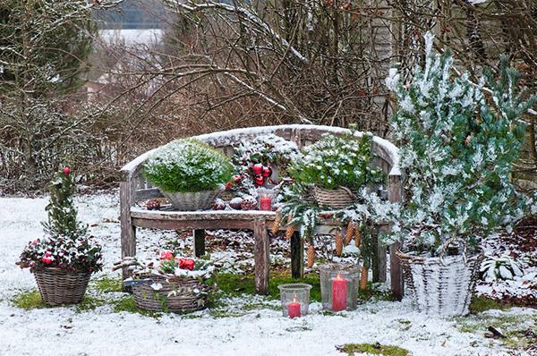 Idées de décorations de Noël 8