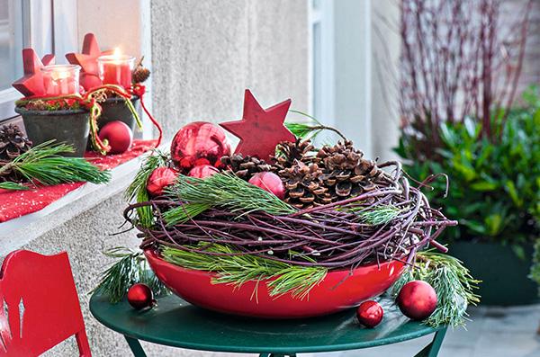 Idées de décorations de Noël 4