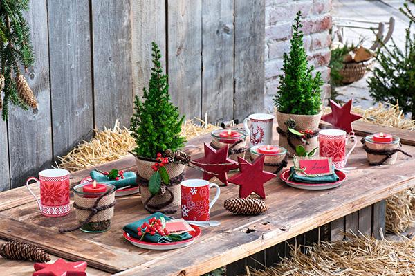 Idées de décorations de Noël 7