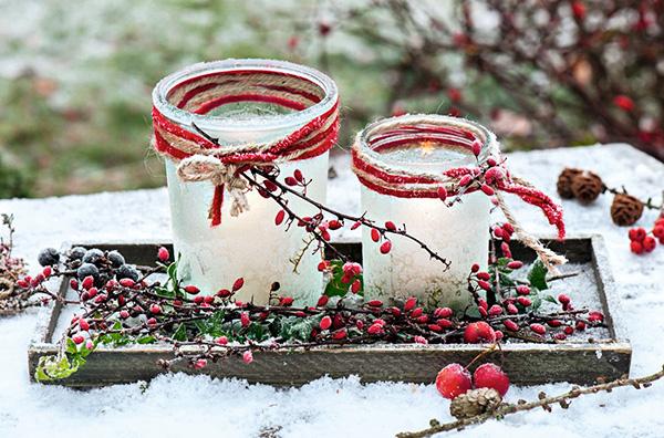 Idées de décorations de Noël 6