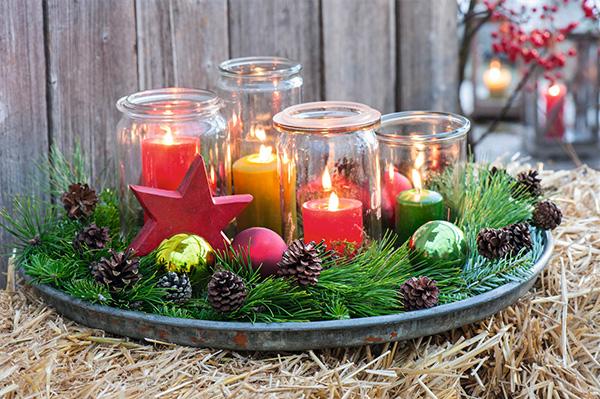 Idées de décorations de Noël 3