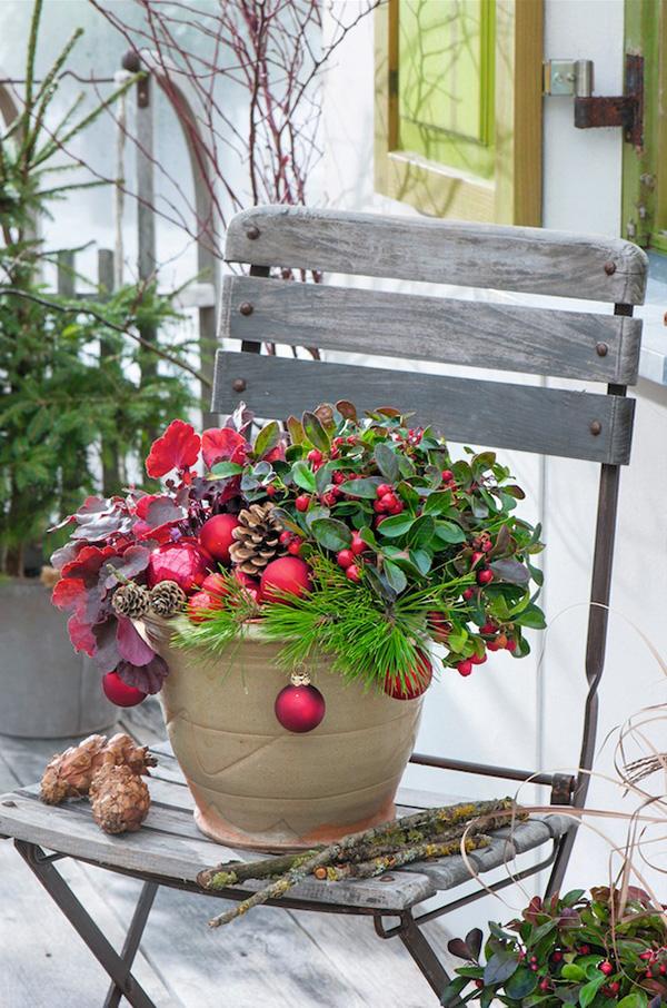 Idées de décorations de Noël 5