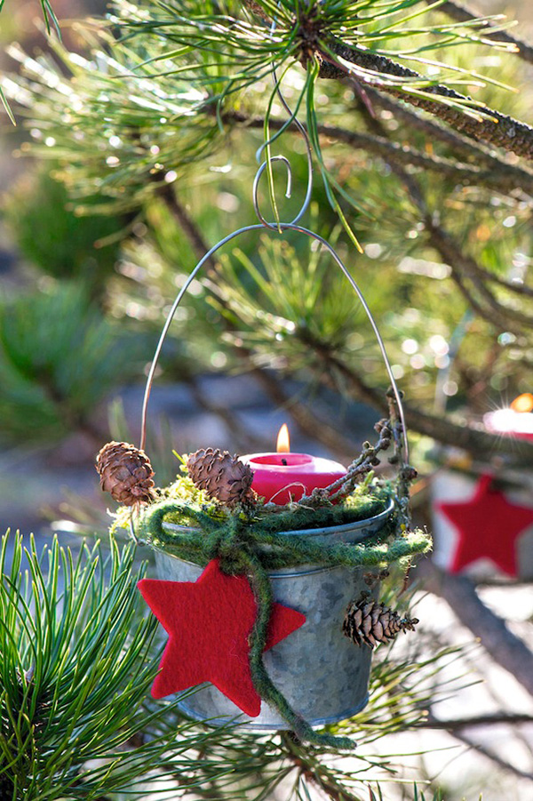 Idées de décorations de Noël 1