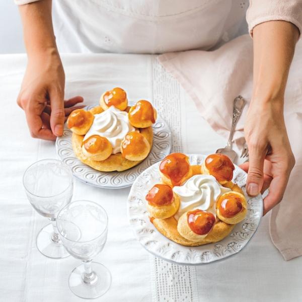 Saint Hononé : une recette traditionnelle, idéale pour les fêtes