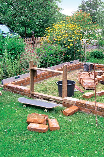 fabriquer une serre de jardin