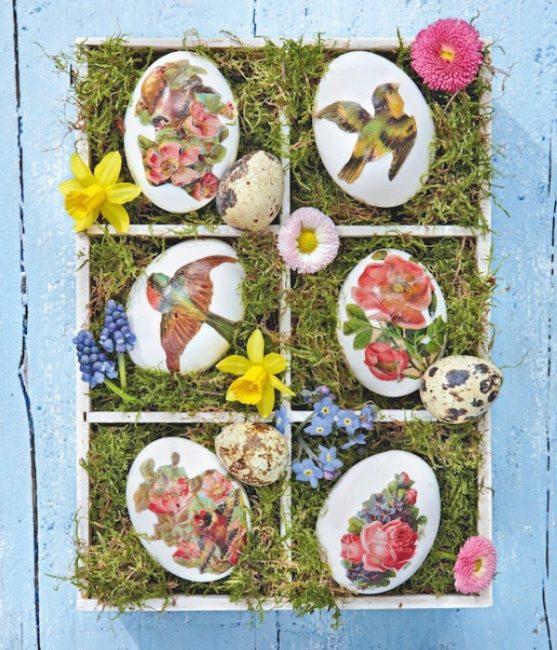 Pâques décoration