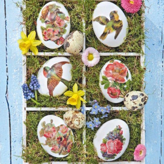 Pâques : nos idées de décorations rapides et faciles à réaliser
