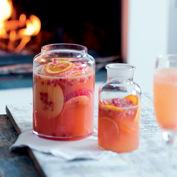 recette de cocktail pour Noël