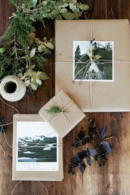 Noël : 7 idées Pinterest pour réussir ses paquets cadeaux