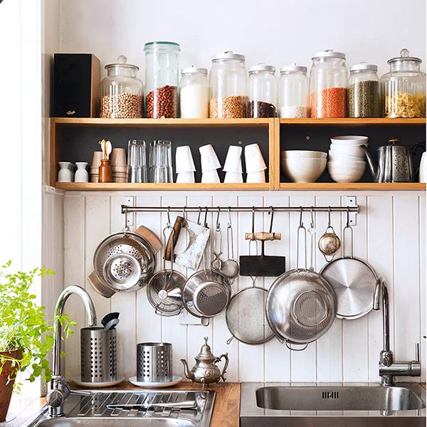 Ménage naturel : 9 astuces naturelles pour faire briller sa cuisine