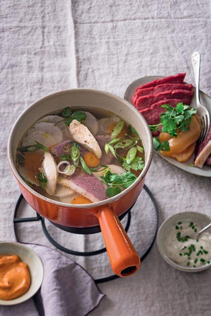 recette de bouillon facile