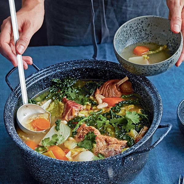 Cuisine traditionnelle : la recette de la garbure béarnaise