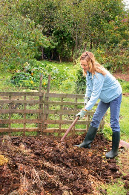 Bien fertiliser son sol grâce au compost