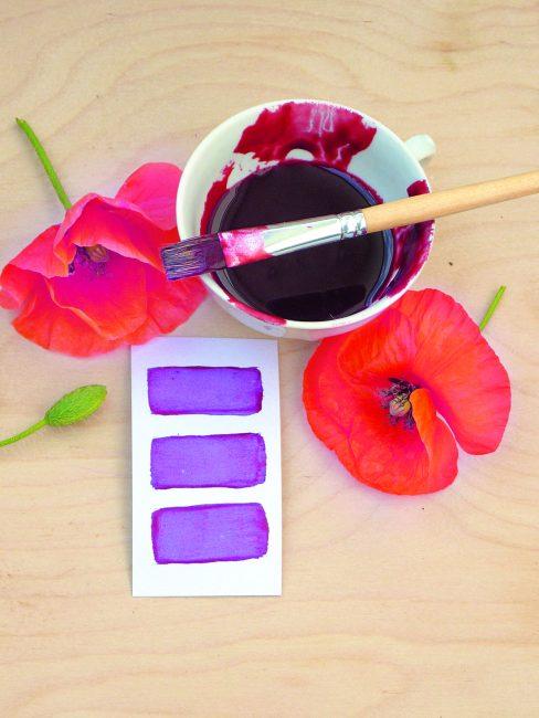 Comment faire sa peinture naturelle maison