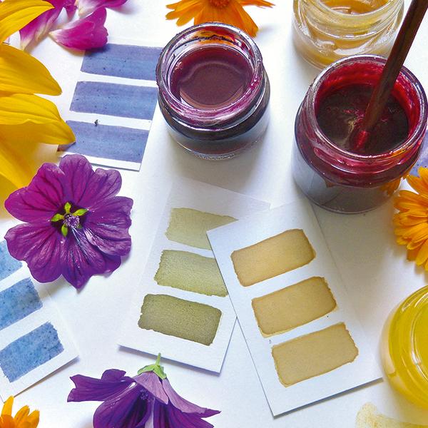 Peinture naturelle : comment faire sa peinture végétale maison