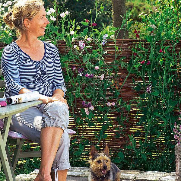 DIY : comment fabriquer une petite clôture champêtre