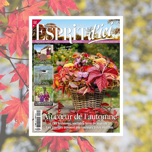 Esprit d'ici n°52 : au coeur de l'automne