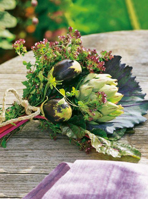 Idées déco DIY avec des légumes d'automne