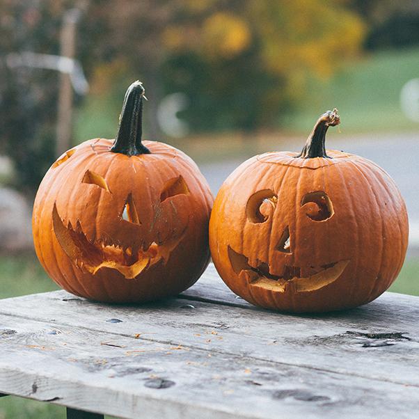 Tuto Halloween : comment faire une lanterne citrouille