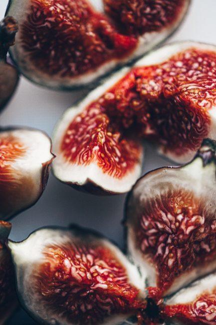 3 recettes aux figues