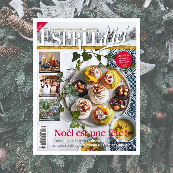 Esprit d'ici n°53 : Noël est une fête !