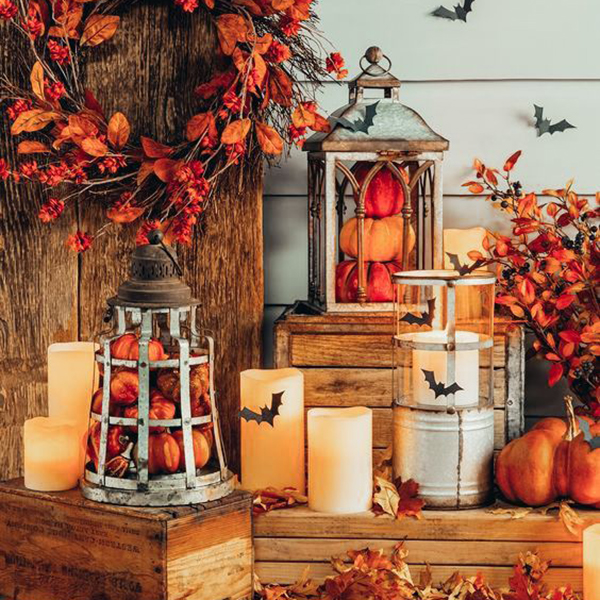 DIY : 15 idées déco pour Halloween