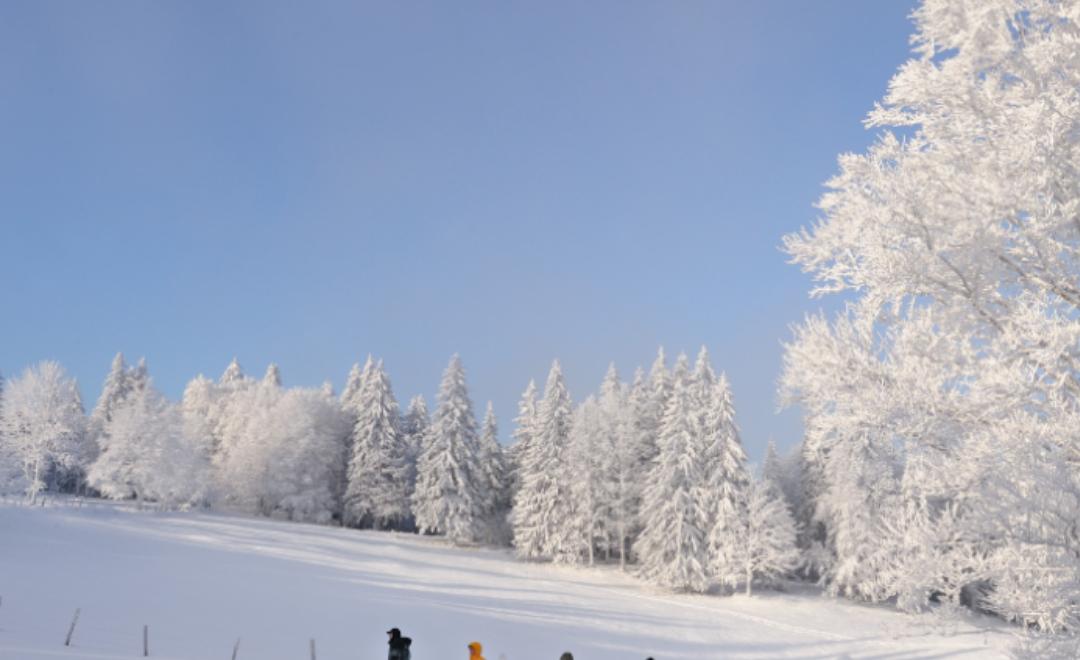 La beauté paisible du Haut-Doubs