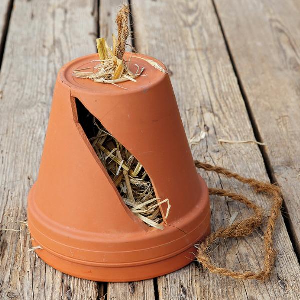 DIY : 5 idées pour recycler vos pots en terre