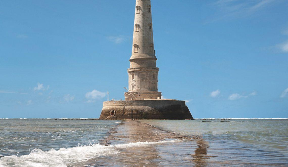 Vacances en France : le phare de Cordouan